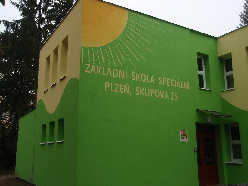 Základní Škola Speciální, Plzeň, Skupova 15